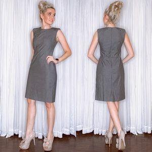 Banana Republic Dresses - Banana Republic Grey Business Professional Dress